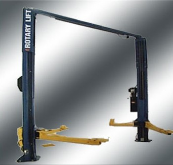 Rotary SPO10-RA TWO POST 10000 LB ABOVE GROUND LIFT